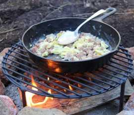 campfire skillet
